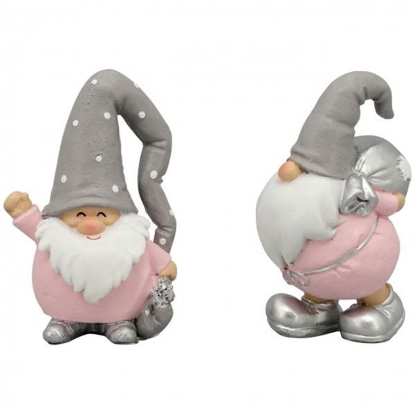 Santa Gris, pink 2er Set