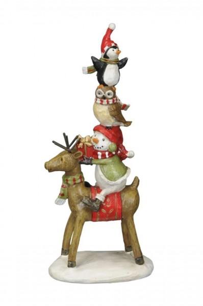Weihnachtsmusikanten 10 x 6 x H22,5cm