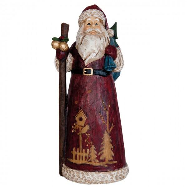 """""""Nostalgischer Weihnachtsmann"""" 30 cm"""