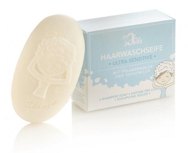 Ovis Haarwaschseife Ultra Sensitive 110 g im Karton