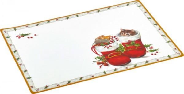 """""""Sweet Christmas Boots"""" IHR Tischset 43 x 29 cm"""